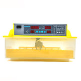 56 Automatic Egg Incubator Digital Hatching Poultry Chicken Temperatuurregeling US / EU / UK Plug