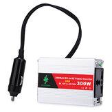 600W Peak Araba Güç Çevirici DC 12V - AC 220V USB ile Ekran Batarya Klipsli Solar Ev Aletleri Dış Mekan için Uygun
