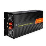 5000W Modified Sine Wave Power Inverter DC 12V To AC 110V/220V Intelligent Switch USB Output Inverter