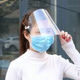 10 Stykker Beskyttelseshat Ny justering Stretch Protective HD PET Anti-Fog Protective