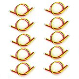10 PCS 150mm/15cm JST-ZH 1.5mm 3P 3 Pin AV Cable For FPV Camera Transmitter RC Drone