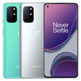 OnePlus 8T 5G Global Rom NFC أندرويد 11 8GB 128GB Snapdragon865 6.55 بوصة FHD + HDR10 + 120Hz Fluid AMOLED شاشة 48MP رباعي الة تصوير 65W Warp شحن الهاتف الذكي