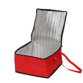 15 Inch Waterproof Delivery Bag Pizza Food Takeaway Restaurant Insulated Storage