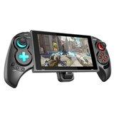 IPEGA PG-SW029 Telescópico Bluetooth Gamepad para Nintendo Switch PS3 Android PC Joystick Giroscopio de seis ejes Dual motor Controlador de juego de vibración