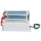 110V / 220V 12/18 / 24g / h Chip gerador de ozônio Active Máquina de desinfecção de oxigênio Purificador de ar
