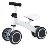 4 Ruedas Triciclo de bebé Infantil Junior Walker Bicicleta Niños Push Balance Bike Mini Scoot Bike para 1-3 años