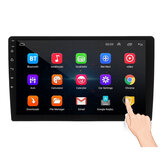 iMars 10.1Inch 2Din for أندرويد 8.1 Car Stereo Radio MP5 Player 1 + 16G IPS 2.5D لمس شاشة GPS WIFI FM