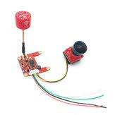E709TM3Pro 5.8G 25/200/500/800mW Switchable FPV Transmitter and 1200TVL HD Night Vision Camera Transmitter Combo