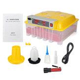 36 Incubatore automatico di uova Controllore digitale per controllo della temperatura di pollame da cova