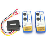 12V Wireless Winch Remote Control Twin Handset Easy to Install Free Shipping