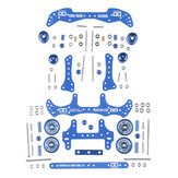 1 Set MA/AR Chassis Modification Spare Parts Set Kit With FRP Parts For Tamiya Mini 4WD RC Car Parts