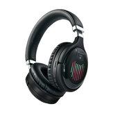 TM061 Draadloze Bluetooth 4.2-hoofdtelefoon met microfoon 3D Stereo Opvouwbare gaming-headset Ondersteuning TF-kaart MP3 FM