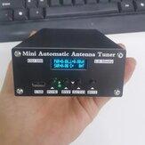Nouveau tuner d'antenne automatique ATU100 100W 1.8-30MHz avec Batterie à l'intérieur assemblé pour les stations de radio à ondes courtes 5-100W