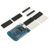 5Pcs WeMos? D1 Mini V2 NodeMcu 4M Bytes Lua WIFI Internet Of Things Development Board Based ESP8266 Geekcreit for Arduino - products that work with official Arduino boards