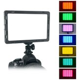 Mcoplus AIR-1000C CRI 95 RGB 320K-5500K Dimmable LED Video Light Fill Light Lamp for DSLR Camera DV Camcorder