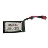 Xinlehong 7,4 V 1000 MAH Lipo Batterie Für Q901 Q902 Q903 1/16 2,4G RC Auto Teile