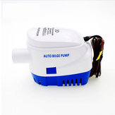 DC 24V 1100GPH Automatic Bilge Pump, Submersible Boat Water Pump, Electric Pump For Boats. Bilge Pump 24V