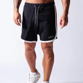 Men's Running Athletic Shorts Loop Fitness Gym Workout Running Jogging Trail Breathable Quick Dry Soft Sport Pants