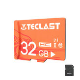 Teclast 16GB 32GB 64GB 128GB Class 10 High Speed TF Memory Card With Card Adapter For Smart Phone Tablet Camera