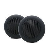 2Pcs 1000W Car Tweeters 12V-24V Auto Audio Speakers Vehicle Loud Dome Balanced Stereo
