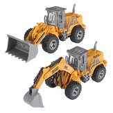 Excavating Machinery Kids Toys Truck Engineering Vehicle Tractor Bulldozer Digger RC Remote Controlled Kids Toy