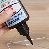 Kafuter K-303 50ml UV接着剤アクリル透明接着剤UV硬化接着剤ガラス接着剤