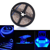 5M SMD3528 Flexibele Blue 300 LED-strip Licht Lamp Waterdicht Home Car Decor DC12V