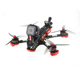 HGLRC Setor 5 V3 4S Freestyle FPV Racing Drone DJI HD Version Zeus PNP/BNF F722 w/DJI Air Unit 2306.5 2550KV Motor