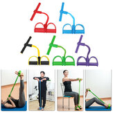 1PC Foot Pedal Pull Rope Resistance Bands Sport Yoga Fitness Equipment Exercise Tools
