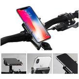 GUB PRO1 Metalowa antypoślizgowa, odporna na wstrząsy rowerowa kierownica motocyklowa Uchwyt na telefon Stojak na