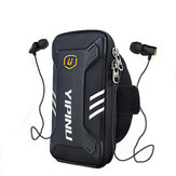 BIKIGHTBrazodecarreraBolsaMultifuncional Portable Impermeable Paquete Bolsa Para el teléfono Menos de 6.0 Inch