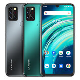 UMIDIGI A9 Pro Global Bands 6,3 cala FHD + termometr na podczerwień 6 GB 128 GB Helio P60 Android 10 4150 mAh 48 MP AI Matrix Quad Camera 3 gniazda na karty 4G Smartphone