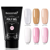 DANCINGNAIL Gel Nail Extension 6 Colors Nail Builder UV Gel