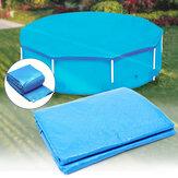 Stuoia antipolvere della protezione della piscina gonfiabile gonfiabile della piscina 15ft per il giardino all'aperto del cortile