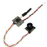 Eachine TX01S NTSC 5.8G 40CH 25MW VTX 600TVL 1/3 Cmos FPV Camera  for Eachine E010 E010S Tiny Whoop