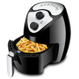 KeShuai AF105 2.6L 1300W US/EU Plug Electric Air Fryer French Fries Machine Chicken Kitchen Cooker No Oil Fryer