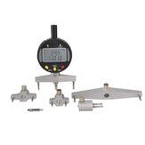 Indicatore digitale a semidiametro Indicatore digitale a radiofrequenza con 5 strumenti di misurazione delle ganasce di misurazione modificabili