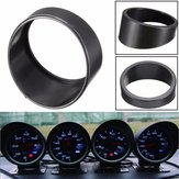 Universal Car Black Gauge Visor Cap Fits For 52MM / 2inch Oil Pressure Gauges