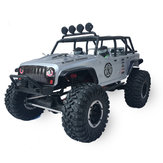 Remo Hobby 1073-SJ 1/10 2.4G 4WD Spazzolato Rc auto Off-road Rock Crawler Trail Rigs Truck RTR Toy