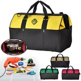 16 in Multi-function Tote Tool Bag Storage Case Waterproof With Shoulder Strap