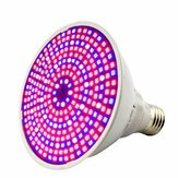 290 LED Grow Light E27 Bulb Full Spectrum Indoor Plant Growing Lamp Hydroponic System for Seeds