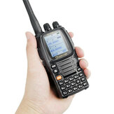 Wouxun KG-UV9D Plus Dual Band Transmission Cross Band Repeater Air Band Walkie Talkie Funksprechgerät