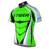 X-Tiger hommes cyclisme T-shirt Anti-UV respirant séchage rapide montagne vélo de route vêtements vélo minceur haut