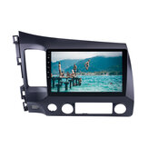 10.1 pollici per Android 8.1 Car MP5 Player 1 + 16G Stereo Radio GPS WIFI bluetooth FM AM per Honda Civic 2006-2011