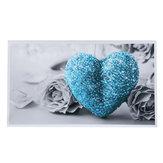 Imagem sem moldura seção azul amor Tatuagem adesivos 45 x 80 cm