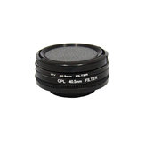SJCAM SJ8 Air PLUS PRO 40.5mm 4 in 1 CPL UV Lens Filter Cap