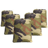 Camouflage Waterproof Motorcycle Bicycle Cover Quad ATV Vehicle Scooter Motor Bike Universal M-3XL