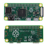 Raspberry Pi Zero 512MB RAM 1GHz Single-Core CPU Ondersteuning Micro USB Power en MicroSD Card met NOOBS