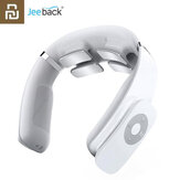 Jeeback G3 Electric Wireless Neck Massager TENS Pulse Relieve Neck Pain from Xiaomi Youpin 4 Head Vibrator Heating Cervical Massage Health Care
