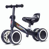 Baby No Pedals Balance Bike Παιδιά Παιδιά Μικρό / Υπαίθριο Walker Ποδήλατο για 1-3 χρονών Αγόρια & Κορίτσια Ισορροπία